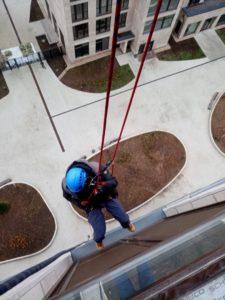 «монтаж кондиционера с помощью альпиниста от 5000р»
